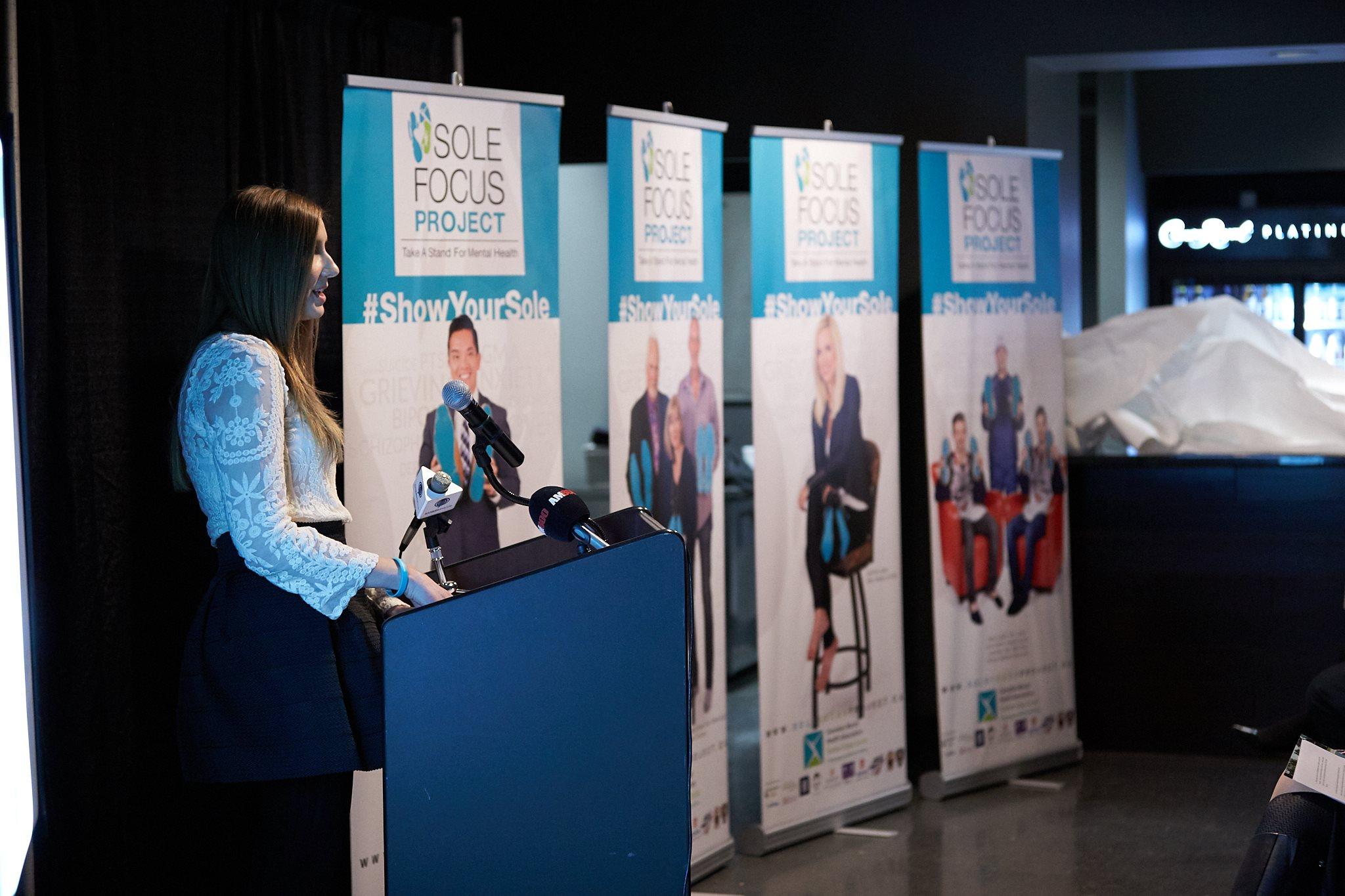Sole Focus Launch