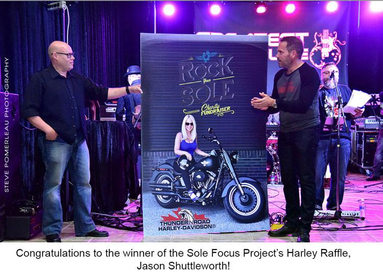 Harley Winner