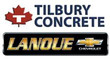 Tilbury Concrete & Lanoue Chev
