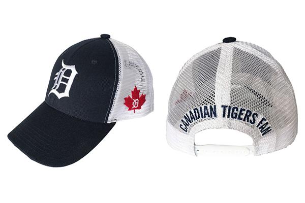 2017 Tigers hat