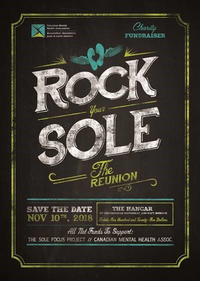 Rock Your Sole Save the Date