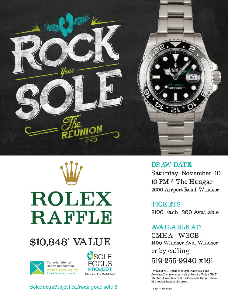Rolex Raffle